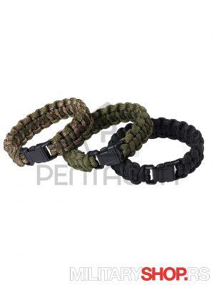Survival bracelet Pentagon narukvica K25036