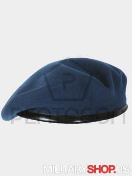 Francuska Beretka Plava