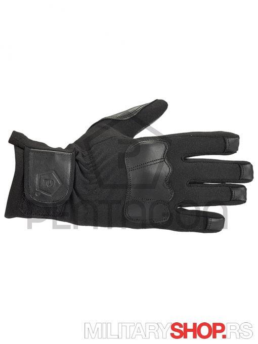 Pentagon Takticke rukavice Warrior Crne