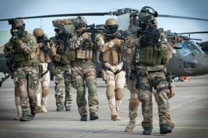 Francuska vojska (COS)