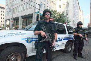 Jedinica za vanredne situacije (ESU) policije Njujorka