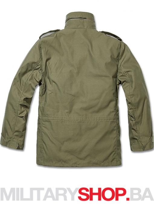 M-65 Classic Brandit Vijetnamka jakna olive