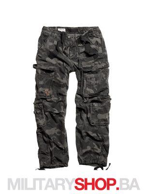 Pantalone maskirne 100% pamuk Airborne Surplus blackcamo