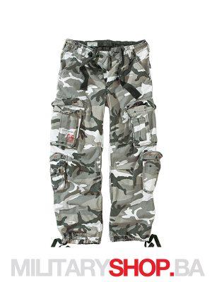 Pantalone maskirne 100% pamuk Airborne Surplus urban