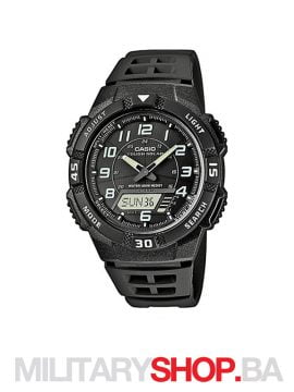 Casio rucni analogni i digitalni sat worldwide AQ S800W 1BVEF