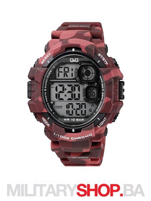 Q&Q Muški digitalni sportski ručni sat M143J005Y