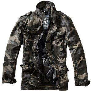 Vijetnamka M65 maskirna darkcamo jakna sa uloskom