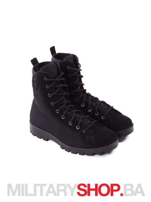 Crne čizme Berkut lan Garsing