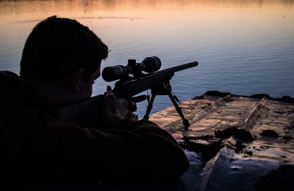 Snajper - snajperske puške