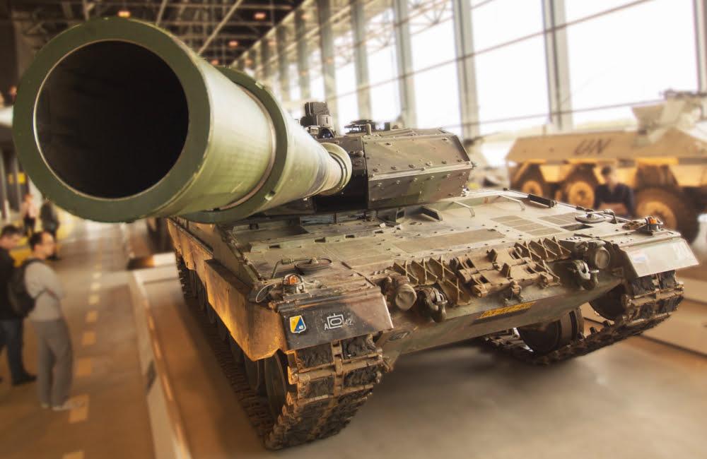 Tenkovi - oklopna borbena vozila