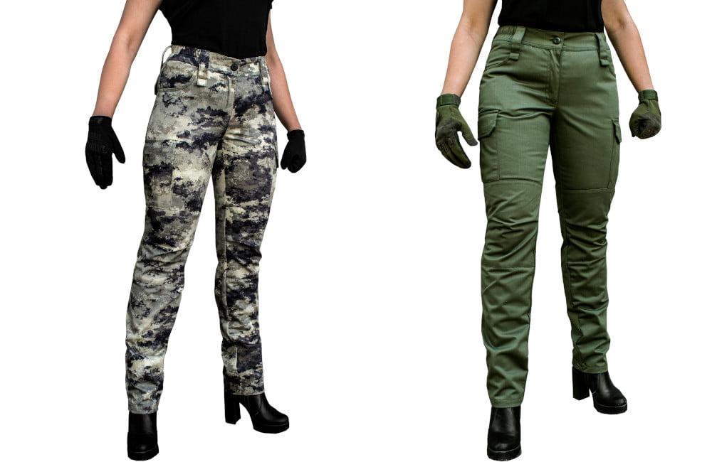 Ženske Army pantalone
