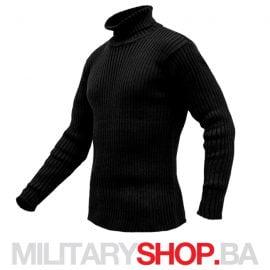 Armoline džemper sa visokom kragnom Army crni