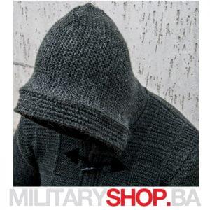 Sivi džemper Assassin Armoline