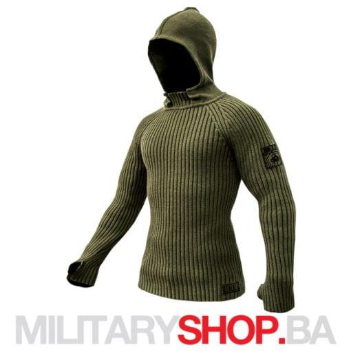 Stalker džemper zeleni Armoline