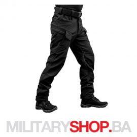 Softshell pantalone crne Armoline Division