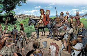 Drugi Punski rat - Hanibal je pred vratima
