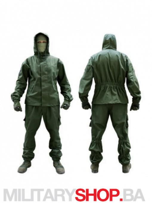 Vojni komplet Gorka 1 zelene boje