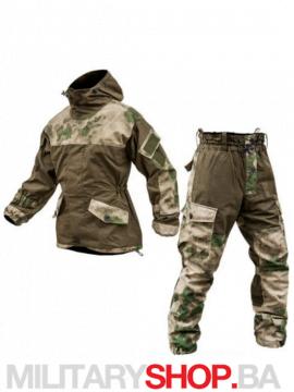 Vojna maskirna uniforma Gorka 3 A Tacs