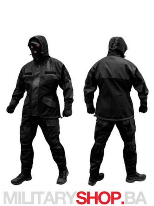 Vojna uniforma Gorka 5 crne boje