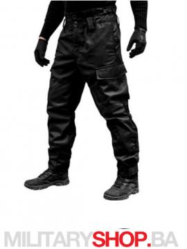 Vojni zimski komplet Gorka 5 Varvarin crni
