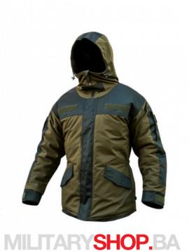 Vojna zimska uniforma Gorka 5 Varvarin Kaki