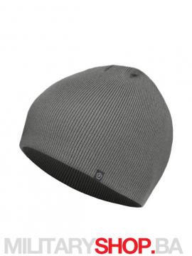 Zimska vunena kapa sive boje Pentagon