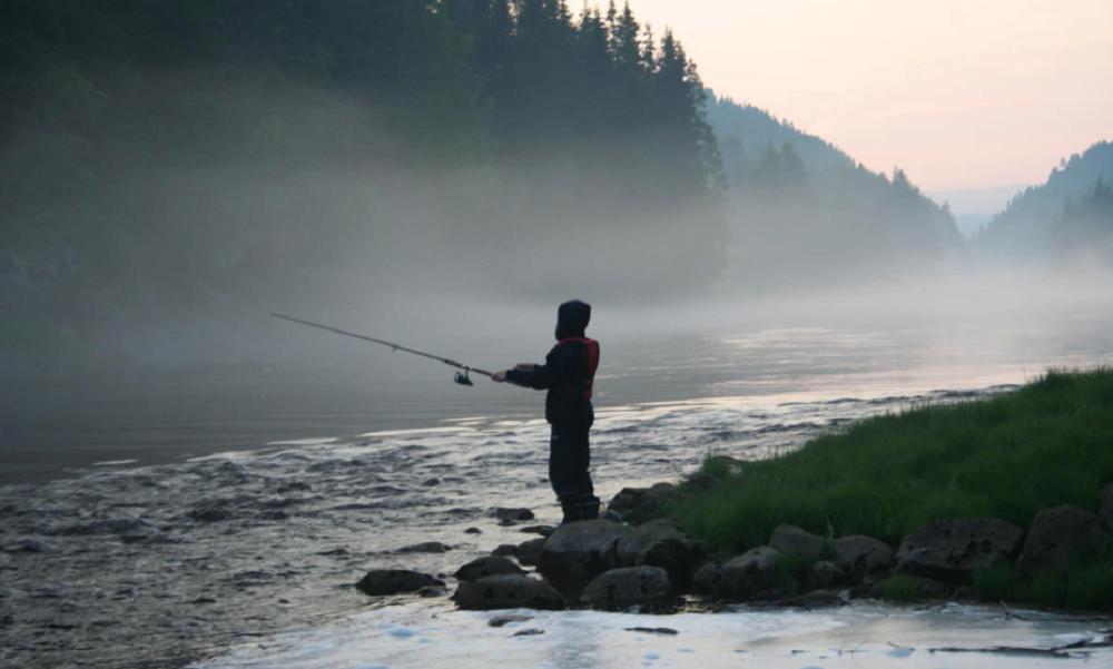 Zimski ribolov u Bosni i Hercegovini