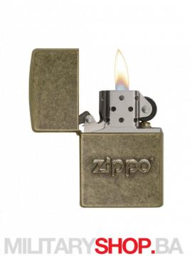 Zippo upaljač s logom Antique Stamp