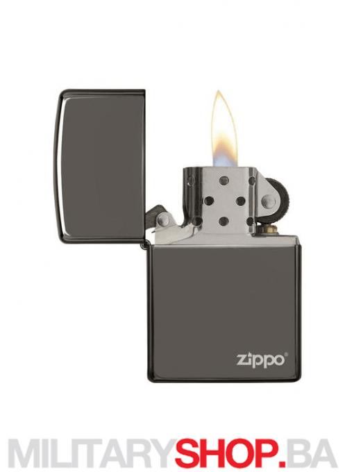 Zippo upaljač s logom BLACK ICE