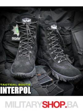 Policijske Interpol čizme Armoline
