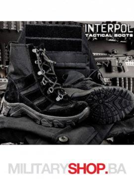 Armoline Interpol ženska policijska čizma