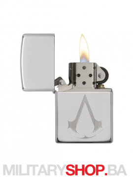 Zippo Assassins Creed hromirani upaljač