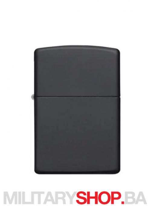 Zippo upaljač crni mat