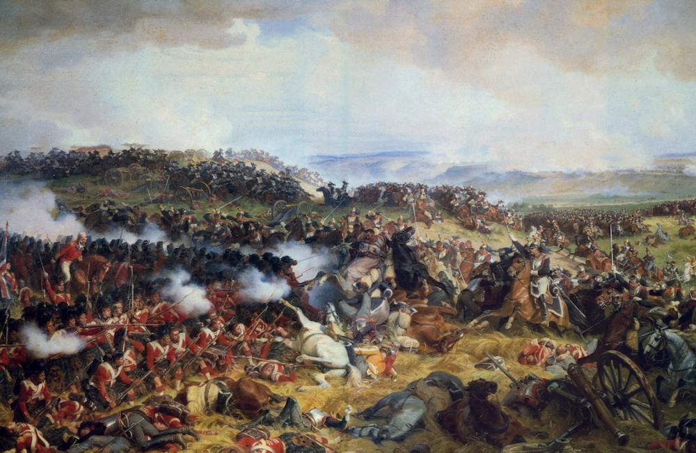 Bitka kod Vaterloa i krah Napoleonove vojske