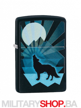 Upaljač Zippo Wolf and the Moon