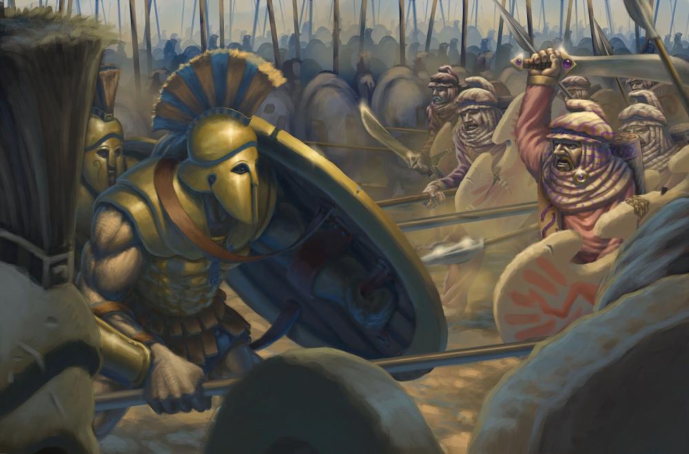 Istorija Grčko – persijskih ratova