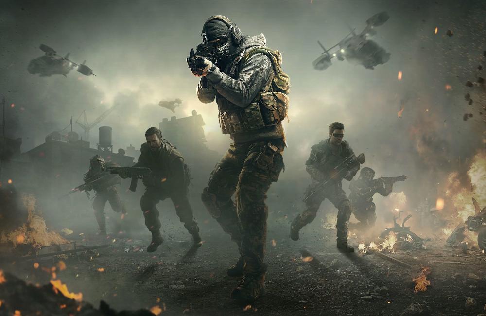 Sve o video igri Call of Duty