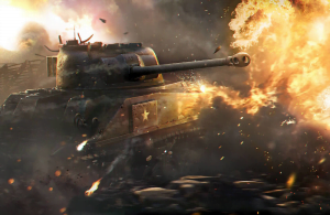 World of Tanks popularna video igra