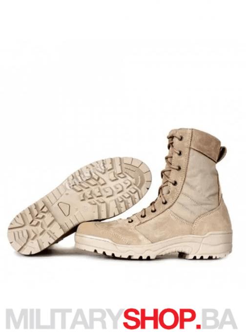 Čizme od prevrnute kože Grom Desert