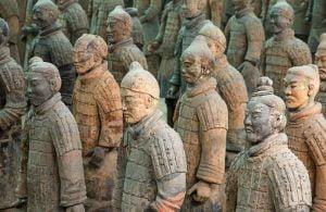 Kineski glineni vojnici