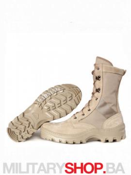 Čizme od prevrnute kože Shot Desert