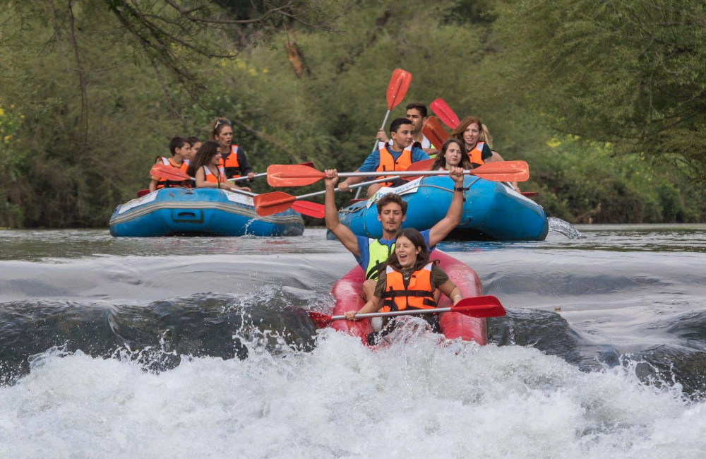Splavarenje rekama - Rafting