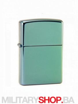 Zippo upaljač metalik-zeleni Chameleon 28129