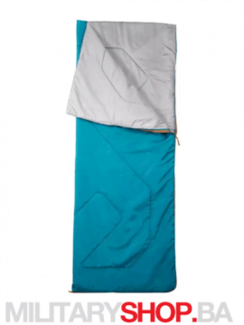 Kamperska vreća za ljeto Aprenaz-20 plava