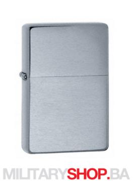 Upaljač Zippo 230-25 Brushed Chrome VINTAGE