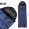 Kamp vreća za spavanje Sentinel plava