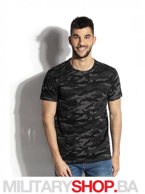 Blackcamo pamučna majica tamno-maskirna šara