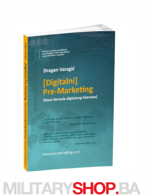 Digitalni Pre-Marketing – Dragan Varagić